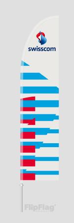FlipFlag - Das original Beachflag einfach bestellen in unserem Shop